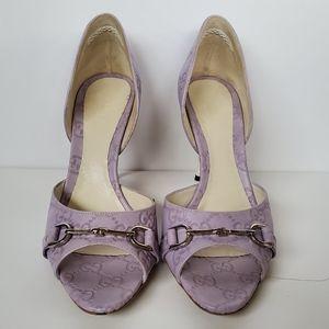 Lilac GUCCI Pumps